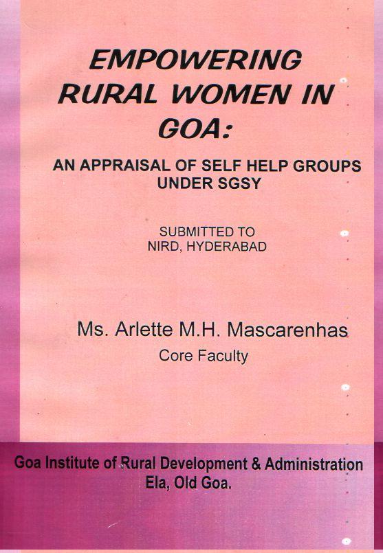 Empowering women....